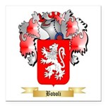 Bovoli Square Car Magnet 3