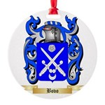 Bovo Round Ornament