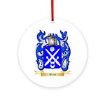 Bovo Ornament (Round)