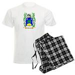 Bovier Men's Light Pajamas