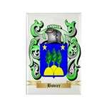 Bovier Rectangle Magnet (10 pack)