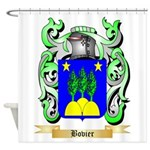 Bovier Shower Curtain