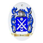Bovi Ornament (Oval)