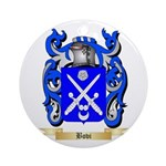 Bovi Ornament (Round)