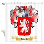 Bovetto Shower Curtain