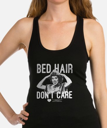 Lucy Bed Hair Don't Care Racerback Tank Top