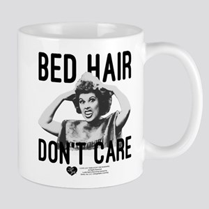 Lucy Bed Hair Don't Care 11 oz Ceramic Mug