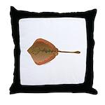 California Stingray Throw Pillow