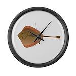 California Stingray Large Wall Clock