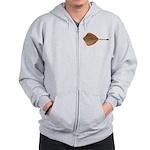 California Stingray Zip Hoodie