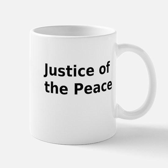Justice of the Peace Mug