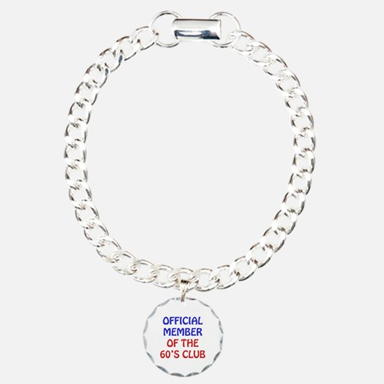 60th Birthday Official Member Bracelet