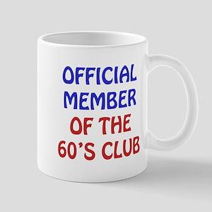 60th Birthday Official Member Mug