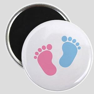 Baby feet Magnet