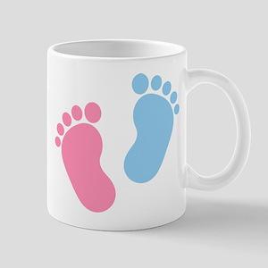 Baby feet Mug