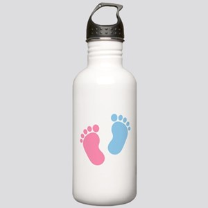 Baby feet Stainless Water Bottle 1.0L