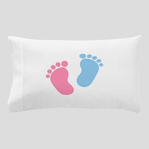 Baby feet Pillow Case