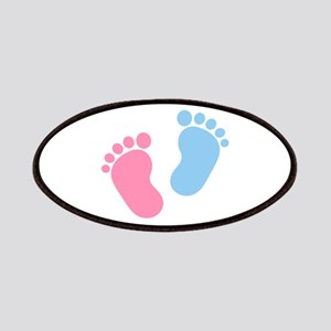 Baby feet Patches