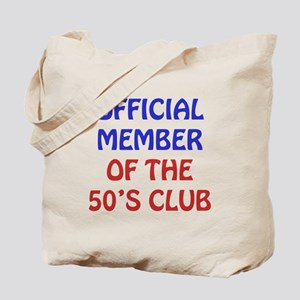 50th Birthday Official Member Tote Bag