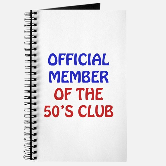50th Birthday Official Member Journal
