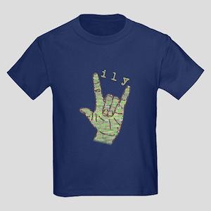 I love you - ASL T-Shirt