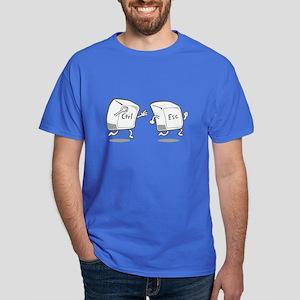 Funny! Ctrl Esc Keys T-Shirt