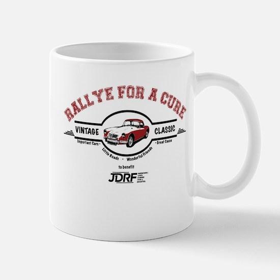 """""""Rallye for a Cure"""" 2013 Mug"""