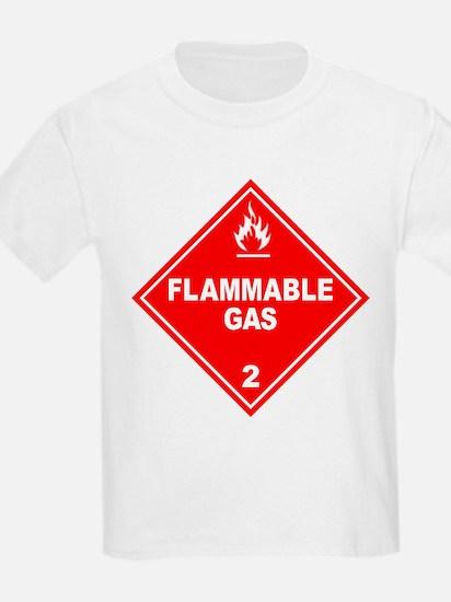 Flammable Gas T-Shirt