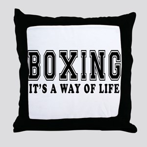 Bowling It's A Way Of Life Throw Pillow