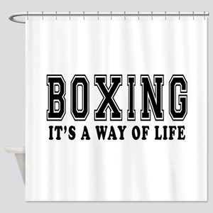 Bowling It's A Way Of Life Shower Curtain