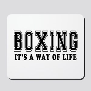 Bowling It's A Way Of Life Mousepad