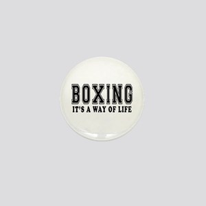 Bowling It's A Way Of Life Mini Button
