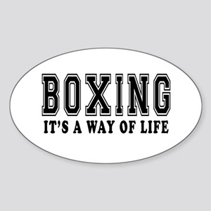 Bowling It's A Way Of Life Sticker (Oval)