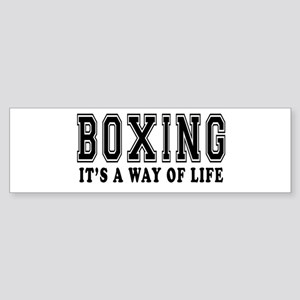Bowling It's A Way Of Life Sticker (Bumper)