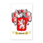 Bovelli 35x21 Wall Decal