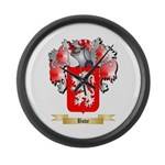 Bove Large Wall Clock