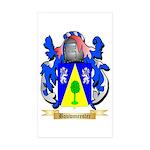 Bouwmeester Sticker (Rectangle 50 pk)