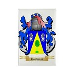 Bouwman Rectangle Magnet (100 pack)