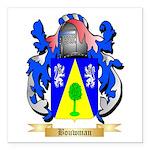 Bouwman Square Car Magnet 3