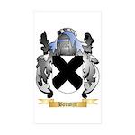 Bouwijn Sticker (Rectangle 50 pk)