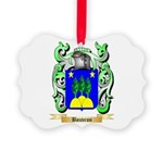 Bouvron Picture Ornament
