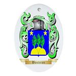 Bouvron Ornament (Oval)