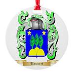 Bouvret Round Ornament