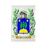 Bouvret Rectangle Magnet (10 pack)