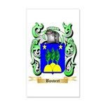 Bouvret 20x12 Wall Decal