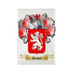 Bouvot Rectangle Magnet (100 pack)