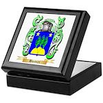 Bouvier Keepsake Box