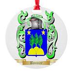 Bouvier Round Ornament