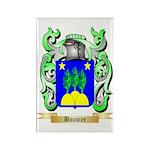 Bouvier Rectangle Magnet (100 pack)
