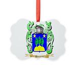 Bouvier Picture Ornament